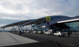 Аэропорт Ростова-на-Дону Платов - Platov International Airport