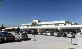 Аэропорт Коньи - Konya Airport Domestic Terminal