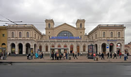Балтийский Вокзал - Baltiysky Railway Station