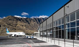 Аэропорт Квинстауна - Queenstown Airport