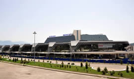 Аэропорт Сочи - Sochi International Airport