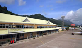Аэропорт Сейшел - Seychelles International Airport