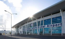 Аэропорт Синт-Мартена - Princess Juliana International Airport