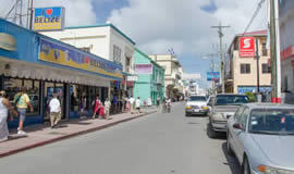 Белиз Центр - Belize City Downtown