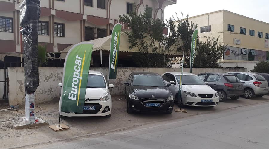 Прокат машин в Тунисе