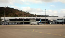 Аэропорт Порт-Морсби - Port Moresby International Airport