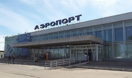 Аэропорт Перми - Perm International Airport