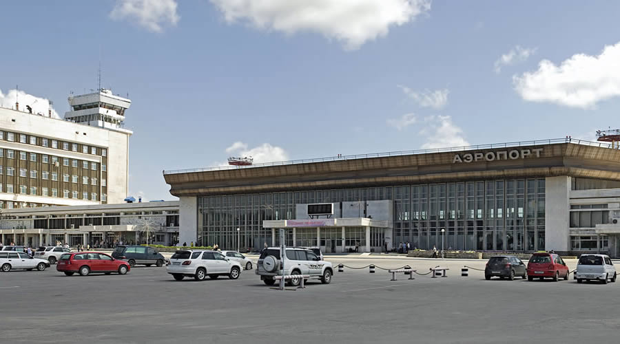 Аэропорт Хабаровска - Khabarovsk International Airport