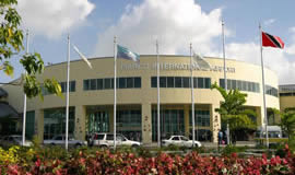 Аэропорт Пиарко - Piarco International Airport