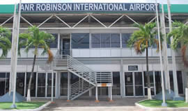 Аэропорт Тобаго - A.N.R. Robinson International Airport