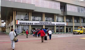 Аэропорт Энтеббе - Entebbe International Airport