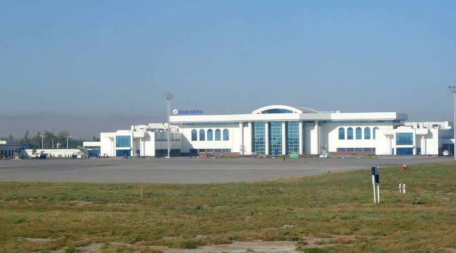 Аэропорт Бухары - Bukhara International Airport