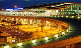 Аэропорт Хошимина - Tan Son Nhat International Airport