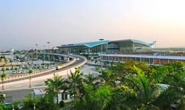 Аэропорт Дананга - Da Nang International Airport